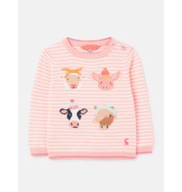 Holly Intarsia Sweater