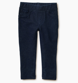 Tea Collection Stretch Denim-Like Baby Pant 9F32214-D01