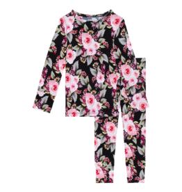 Milana Long Sleeve Basic Loungewear