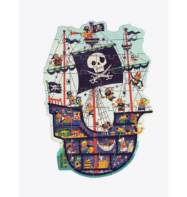 The Giant Pirate Ship Floor Puzzle