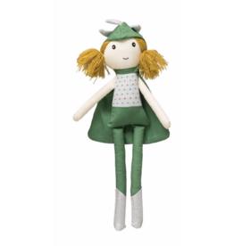 Superhero Girl Doll - Green
