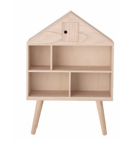 Paulownia Doll House Bookshelf