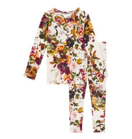 Corinne Long Sleeve Henley Loungewear