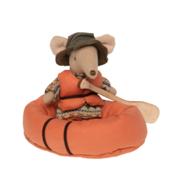 Rubber Boat Mouse