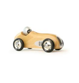 Natural Wood Old Sport Car