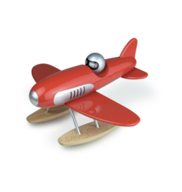 Red Seaplane