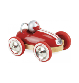 Red Vintage Roadster