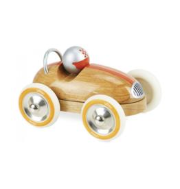 Natural Wood Vintage Roadster