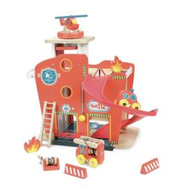 Vilacity Fire Station