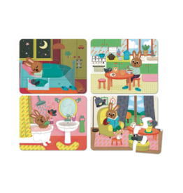 House Wooden Puzzle