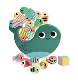 Whale Equilibrist Game