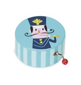 Conductor Music Box