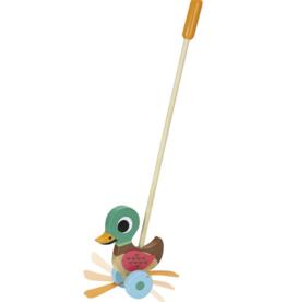 Duck Push Toy