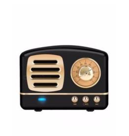 Retro Speaker - Black