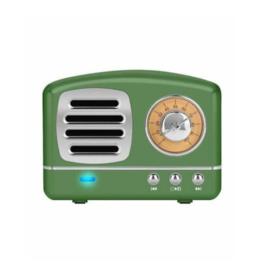 Retro Speaker - Green