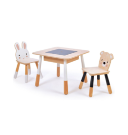 Forest Table and Chairs
