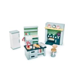 Doll House Kitchen Set