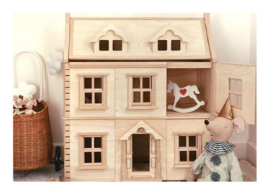 Doll Houses + Furniture