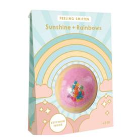Sunshine + Rainbows Bath Bomb