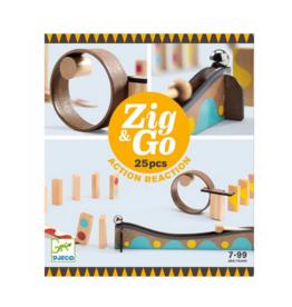 Zig & Go - 25 Pieces