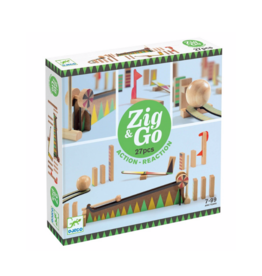 Zig & Go - 27 Pieces