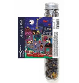 Night in Paris Micropuzzle - 150 Pieces