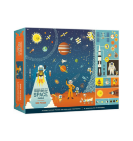 Professor Astro Cat's Frontiers of Space Jigsaw Puzzle - 500 Pieces
