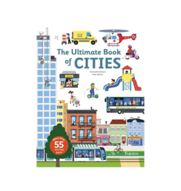 Ultimate Book of Cities by: Anne-Sophie Baumann