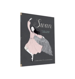 Swan- the Life and Dance of Anna Pavlova by: Laurel Snyder