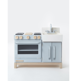Essential Play Kitchen - Gray
