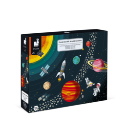 Solar System Educational Puzzle - 100 Pieces