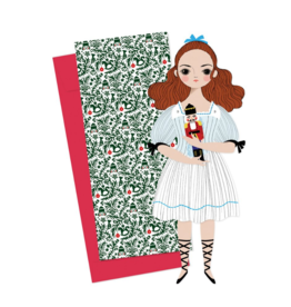 Clara Mailable Paper Doll