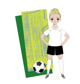 Ella Mailable Paper Doll