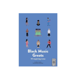 Black Music Greats by: Olivier Cachin