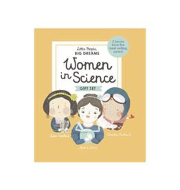 Little People, Big Dreams: Women in Science by: Maria Isabel Sanchez Vegara