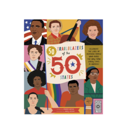 50 Trailblazers of the 50 States by: Howard Megdal