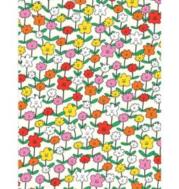 Happy Flowers Gift Wrap