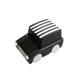 Kuruma Wind-Up Car - Stripe Black