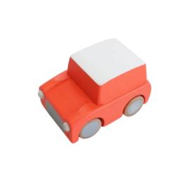 Kuruma Wind-Up Car - Orange