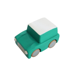 Kuruma Wind-Up Car - Green