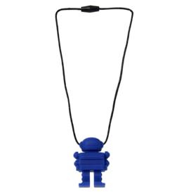 Juniorbeads Spaceman Pendant - Blue