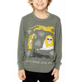 Live Wild Pullover