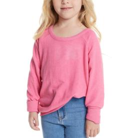 Love Knit Scoop Back Pullover