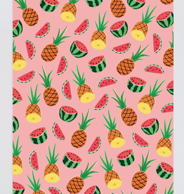 Pineapples & Watermelons Wrap