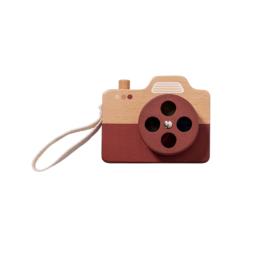 Camera - Brown