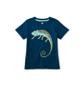 Cool as a Chameleon Graphic Tee