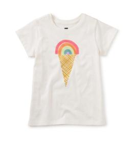 Rainbow Ice Cream Graphic Tee