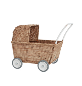 Rattan Strolley - Natural