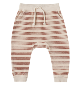 Striped Baby Sweatpants