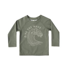 Ride The Wave Baby Rashguard